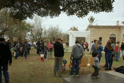 Ajuntament de Vilanova. Més de 5.000 persones a les portes obertes a l'Espai del Far de Vilanova