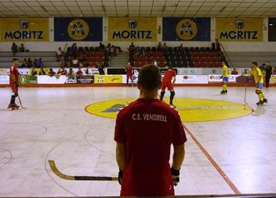 Moritz CE Vendrell - Selecció andorrana sub20. Eix