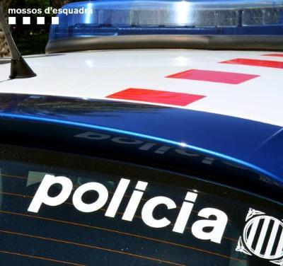 Atropellament mortal a l'autopista C-32, a Sitges
