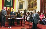 Pere Regull és investit alcalde de Vilafranca del Penedès