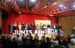 Pol Pagès es presenta com a alcadable d'ERC davant més de 200 persones a Sant Quintí