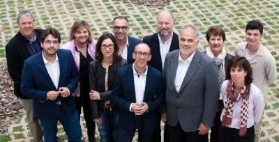 CiU. Presentació de la candidatura de CiU a l'alcaldia de Sitges