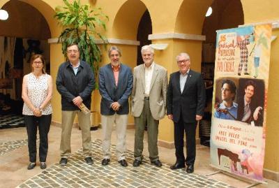 Presentació del 35è Festival Internacional de Música Pau Casals. Diputació Tarragona