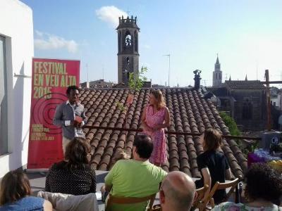 Festival EVA. Presentació del Festival En Veu Alta EVA 2015