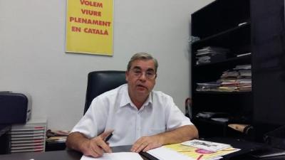 Raimon Gusi, regidor de Cultura de Vilafranca del Penedès. Roger Vives