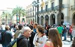 UM9-CUP a la manifestació del Primer de Maig de Vilanova organitzada per la CGT