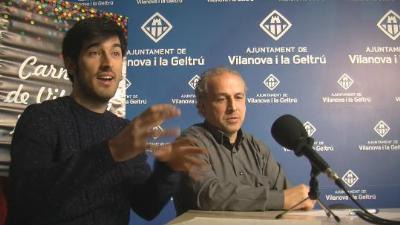 EIX. Xavier López i Pep Sendrós, portaveus de la FAC