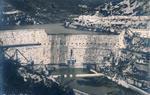 Inauguració de l'exposició sobre la construcció del pantà del Foix i conferència de Francesc Capdet