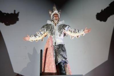 Arribo de Sitges. Presentació del rei Carnestoltes i la Reina del Carnaval. ACN
