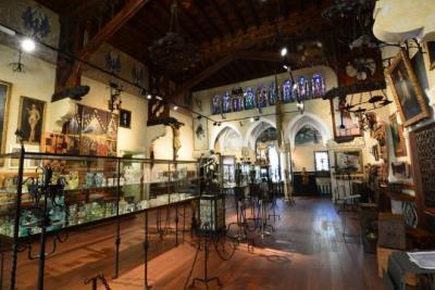 Sitges demana que el Cau Ferrat i el Museu de Maricel siguin declarats d'interès nacional