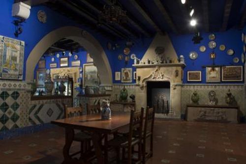 Cau Ferrat, una casa-taller convertida en museu