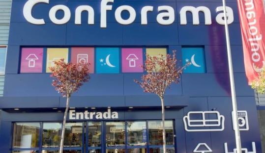 Conforama inaugura la seva quarta botiga a catalunya for Conforama barcelona