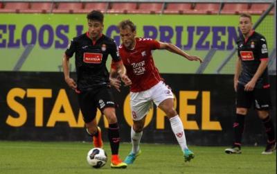 El granadenc Marc Roca debuta amb el primer equip de l'Espanyol. RCD Espanyol