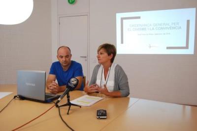 Indignació del govern de Sant Pere de Ribes amb CCOO per