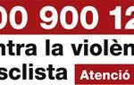 El telèfon de violència masclista