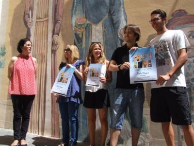Els Administradors de Santa Anna presenten un nou cartell de la Festa Major després que s'hagi retirat el cartell guanyador. Ajuntament del Vendrell