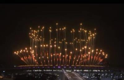 Els Jocs Olímpics de Rio van comptar amb el segell de la pirotècnia de Canyelles. Pirotècnia Igual