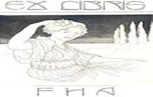 Ex-Libris inspirats en el modernisme a la FHA