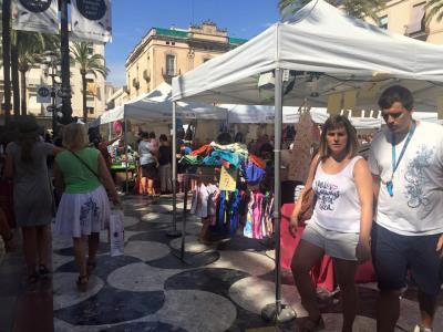 El comerç de Vilanova tanca la temporada amb la XXI edició de la Fira Fora Estocs