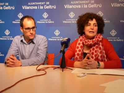 Ignasi Gimeno i Teresa Llorens. Meritxell Bayarri