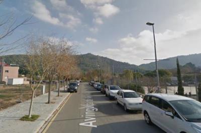 Detingut per xocar frontalment contra un altre cotxe a Olivella i triplicar la taxa màxima d'alcoholèmia
