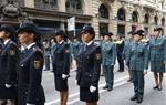 Imatge general de les participants en el 54è Congrés de l'Associació Internacional de Dones Policia