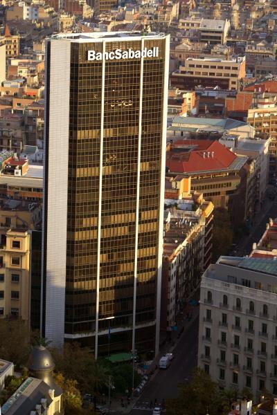 Banc sabadell vol tancar 250 oficines i reduir 800 llocs - Oficinas banc sabadell barcelona ...