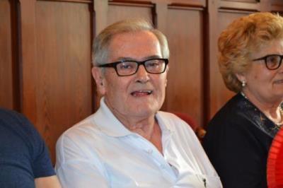Mor Isidre Pañella i Virella, director artístic de la Pirotècnia Igual i fill predilecte de Sitges