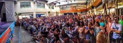 La festa solidària de Taboo percussió recapta prop de 3.000 euros. Taboo