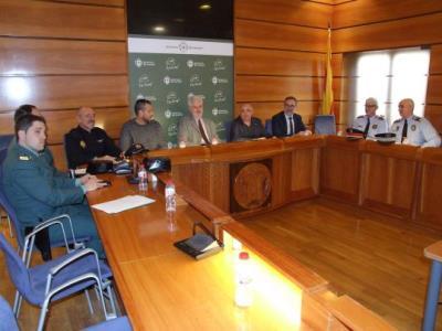 La Junta Local de Seguretat del Vendrell. Ajuntament del Vendrell
