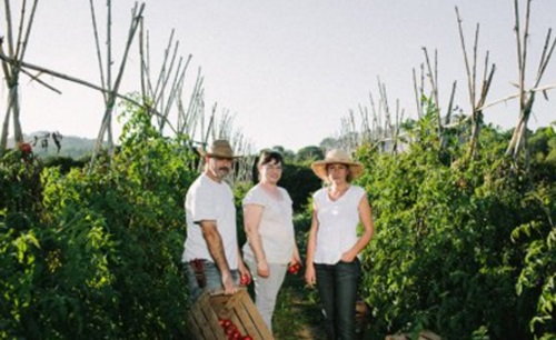 La pagesia del Garraf obre les seves portes per ensenyar com i on es produeix allò que mengem. EIX