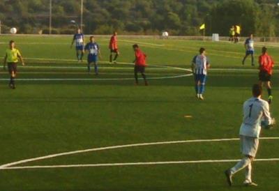 La Riera de Gaià - CF Vilanova. Eix