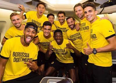 Marc Bartra debuta a les files del Borussia de Dortmund. Eix