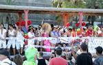 Milers de persones reivindiquen els drets del col·lectiu LGTBI pels carrers de Barcelona