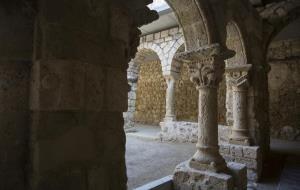 Monestir romànic de Sant Sebastià dels Gorgs