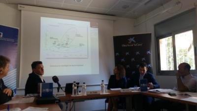 Presentació de l''Índex ADEPG de Competitivitat Territorial. Roger Vives