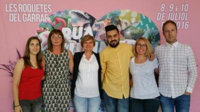 Presentació de la Rua Summer Carnaval 2016. Ajt Sant Pere de Ribes