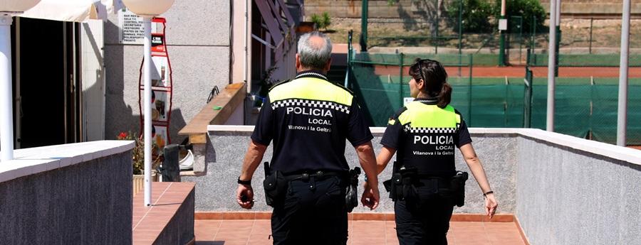 Mor un nen de 10 anys ofegat en una piscina a Vilanova i la Geltrú durant un casal d'estiu