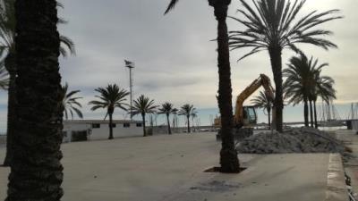 Acord per la nova ubicació de l'edifici de la Nàutica Popular de Vilanova. Jordi Lleó