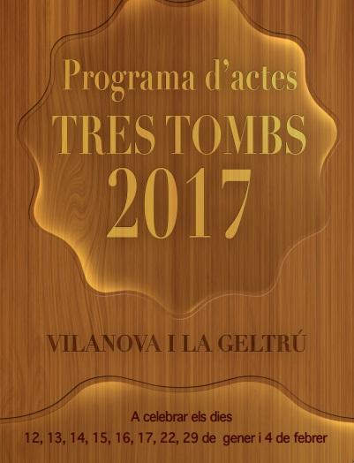 Tres Tombs de Vilanova 2017