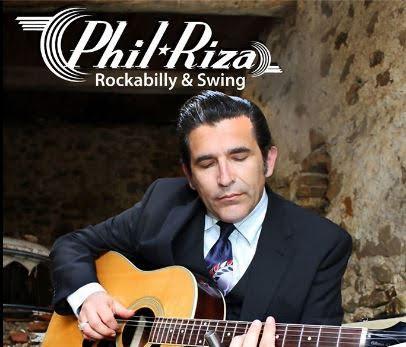 Concert de Phil RIZA