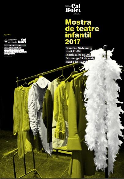 Mostra de Teatre Infantil a Cal Bolet