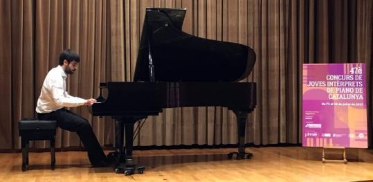 Concert de cloenda 47è Concurs de Joves Intèrprets de Piano de Catalunya