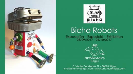 Bicho Robots, art del reciclatge