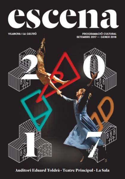 Presentació de la nova temporada 'escena' a Vilanova