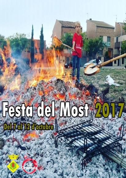 Festa del Most de la Granada