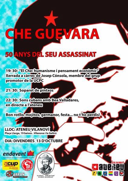 Homenatge a Che Guevara