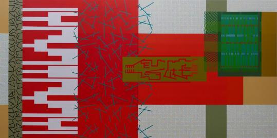 Exposició de pintures de Francisco Javier Lozano Vilardell