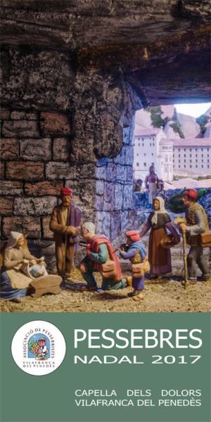 Exposició de Pessebres a Vilafranca del Penedès