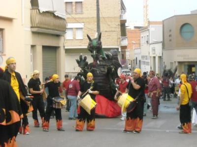 Cap de setmana de revetlles i festes majors a Sant Pere de Ribes. Ajt Sant Pere de Ribes